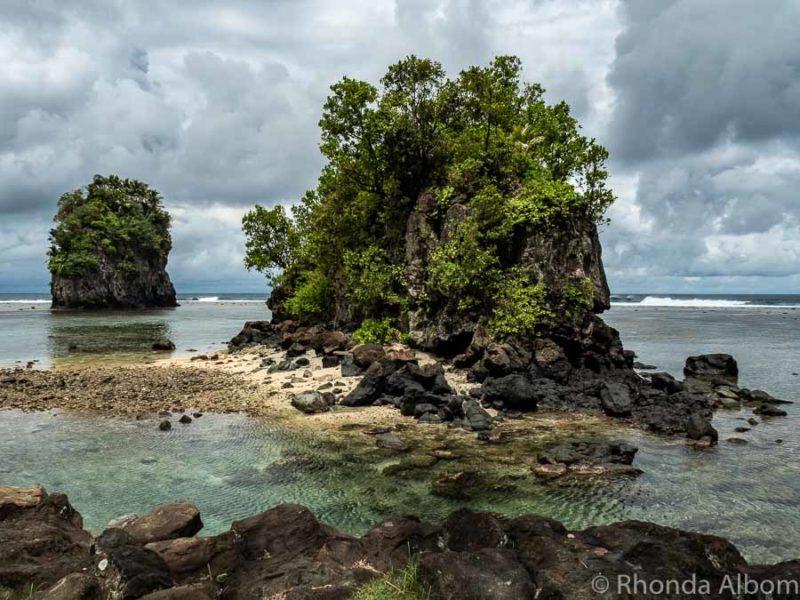 Fatumafuti in American Samoa