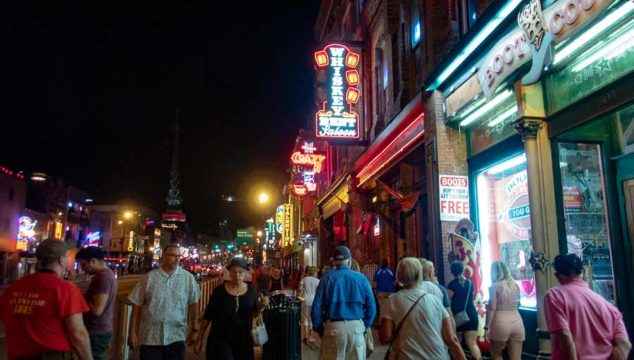 One Day in Nashville Tennessee – Music City Rocks!