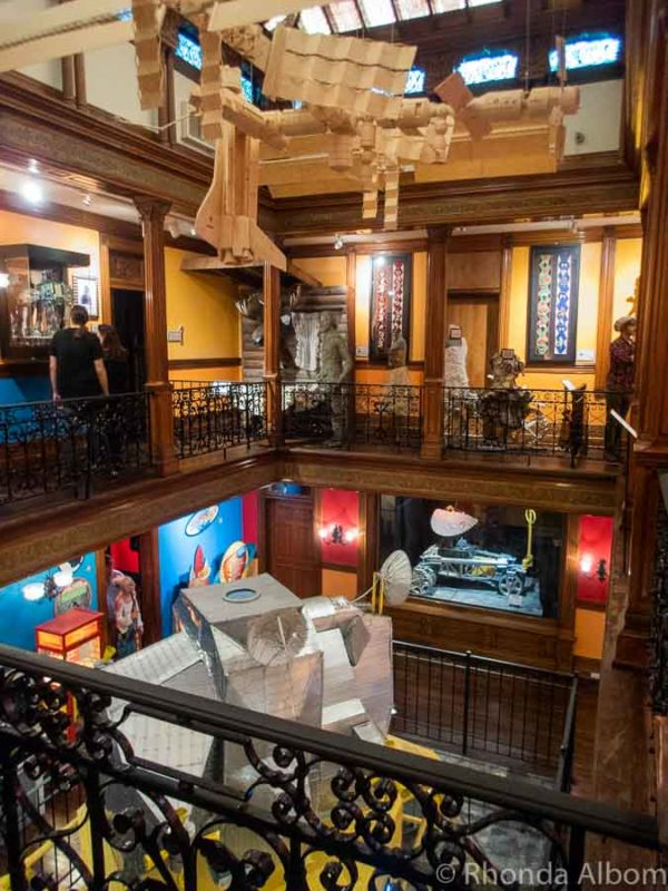Ripley's Believe It Or Not Museum, St Augustine Florida