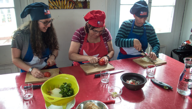 Discover Culture Through Food: Chilean Cuisine Cooking Class