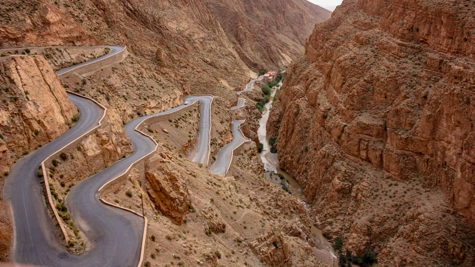 Morocco Road Triip