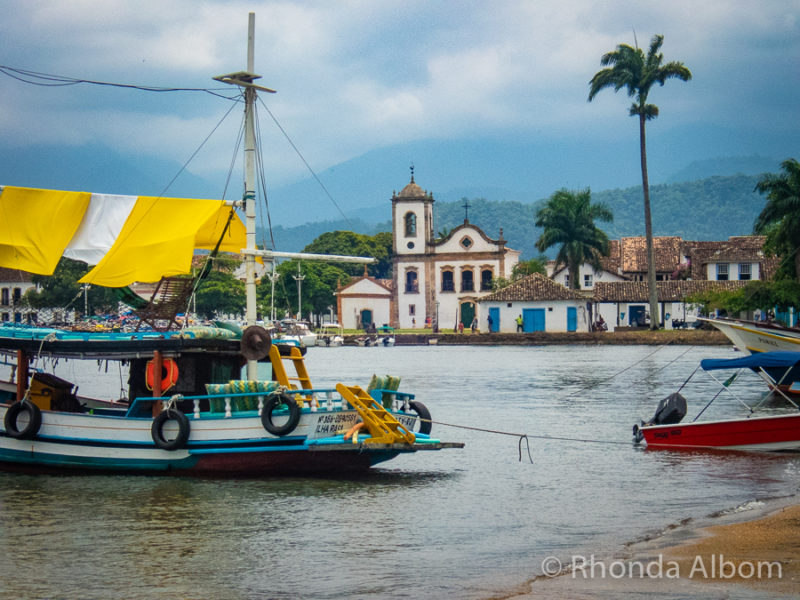 A Guide to Paraty Brazil