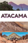 Atacama is the driest non-polar desert in the world. Located in Chile, it is filled with unusual land formations.