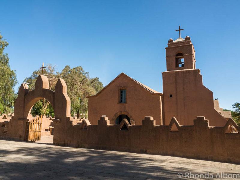 Iglesia de San Pedro San Pedro de Atacama, Chile