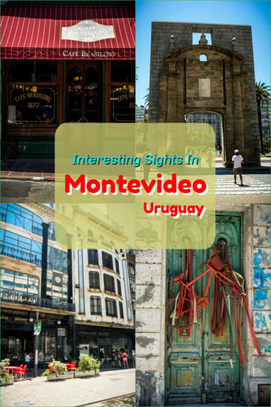 Uruguay is full of surprises, and the capital city of Montevideo is no exception.