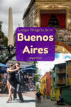 Tango, the Obelisk, the Caminito Street in La Boca neighborhood, and El Ateneo Grand Splendid - the world's most beautiful bookstore in Buenos Aires