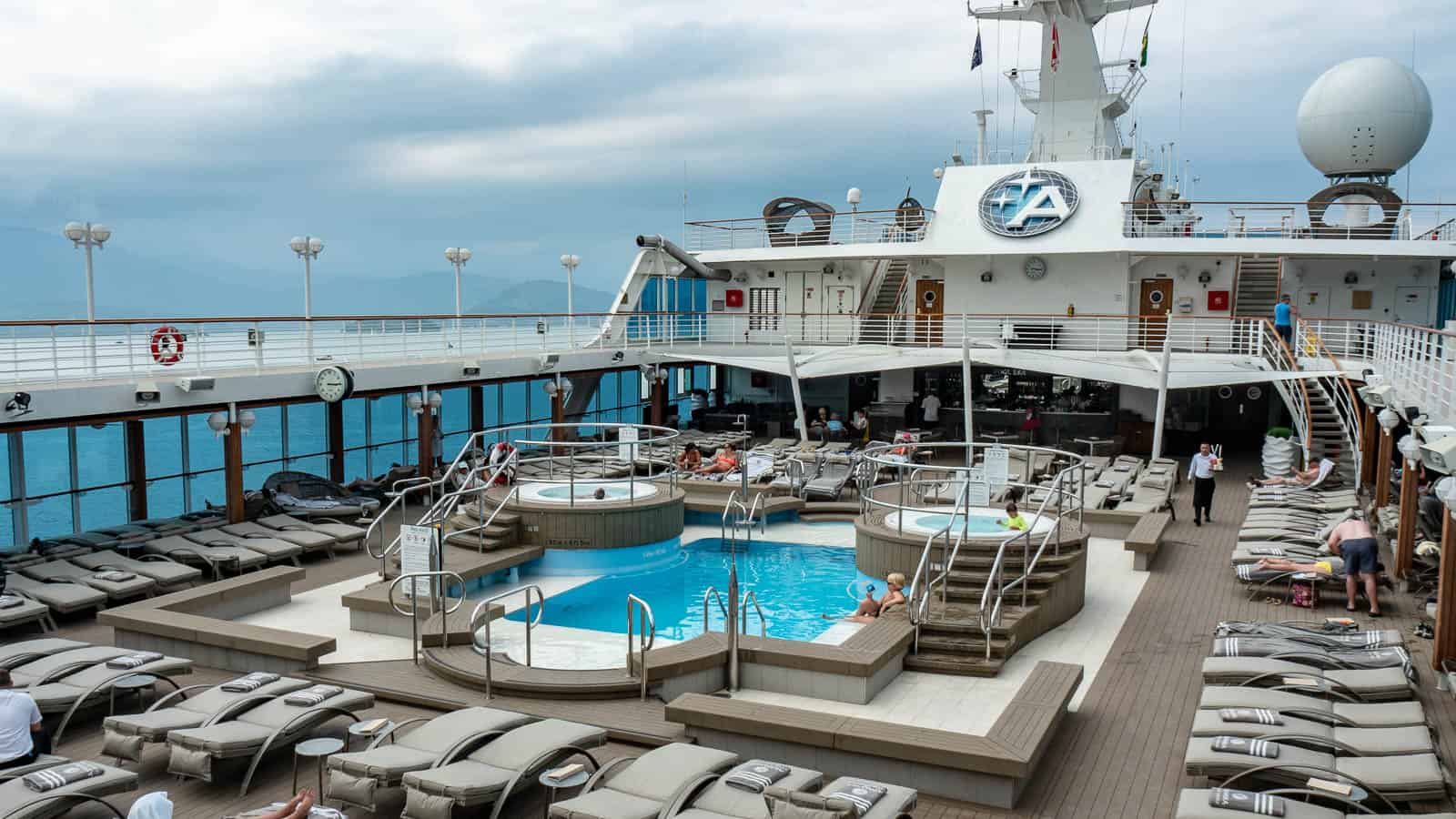 Boutique cruising on the Azamara Pursuit