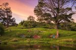 photo credit-Hobbiton Movie Set