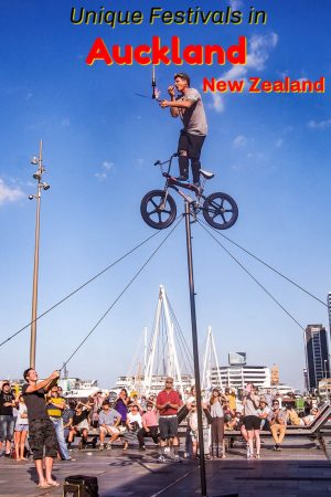 20 Unique Auckland festivals in New Zealand