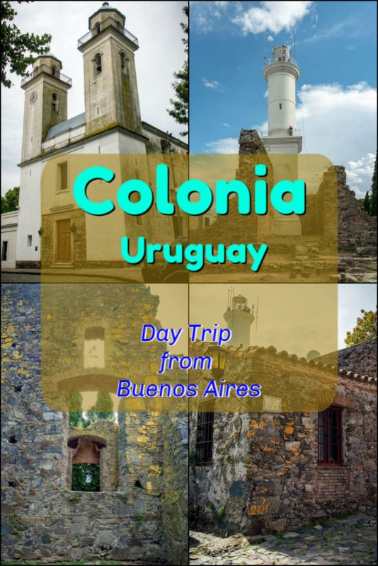 Colonia del Sacramento is Uruguay's oldest city. It sits across the river from Buenos Aires and is a perfect day trip.