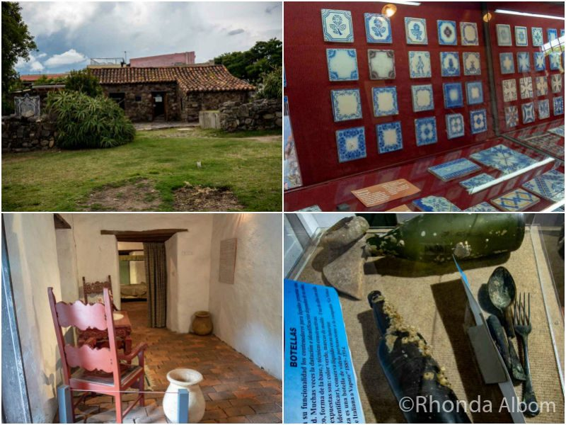 Museums in Colonia del Sacramento Uruguay