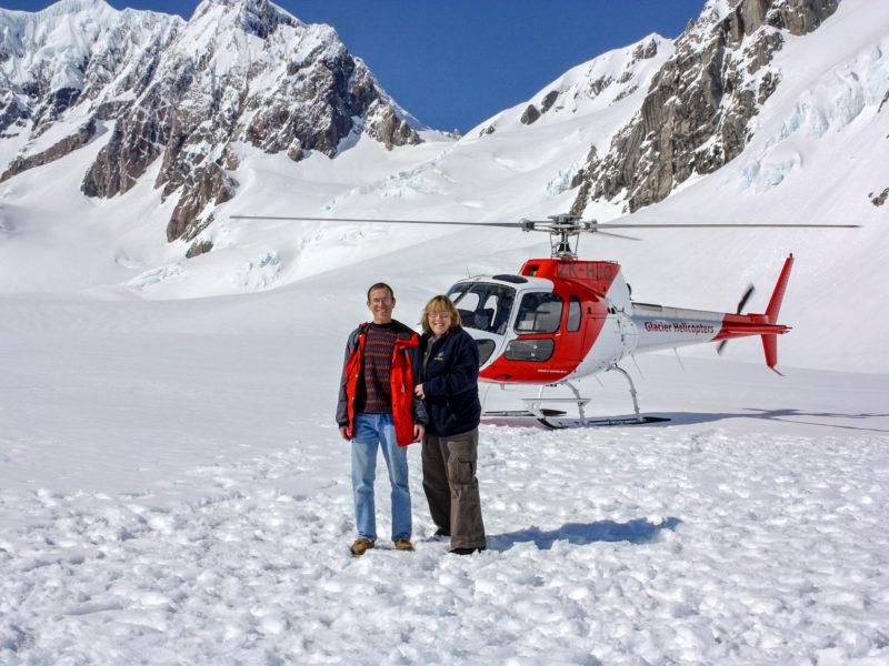 Rhonda Albom and Jeff of Albom Adventures