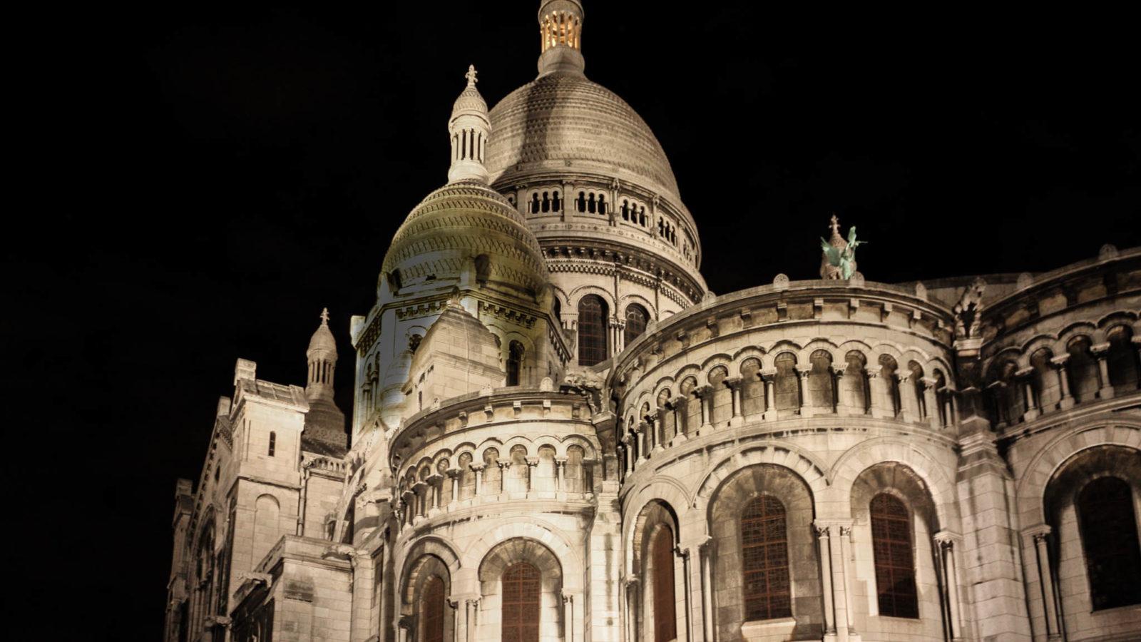 Sacré-Cœur, Paris representing Western Europe