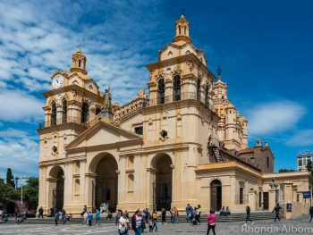 A visit to the Cathedral of Cordoba is one of the many things to do in Cordoba Argentina