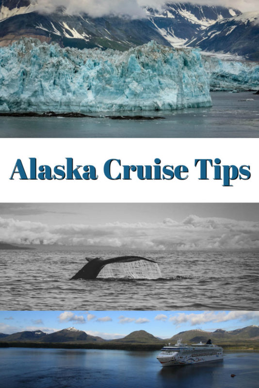 Cruising in Alaska is a once in a lifetime experience filled with rugged wilderness, glaciers, wildlife, stunning colors and so much more. Here you will find a few tips to make your cruise even better.