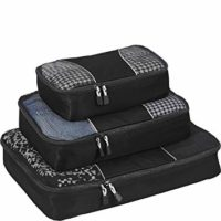 eBags Classic Packing Cubes - 3pc Set - (13 color options)