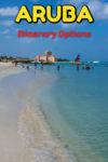 Aruba is a southern Caribbean tropical paradise known for white sandy beaches, turquoise water, and some of the world's best beaches.
