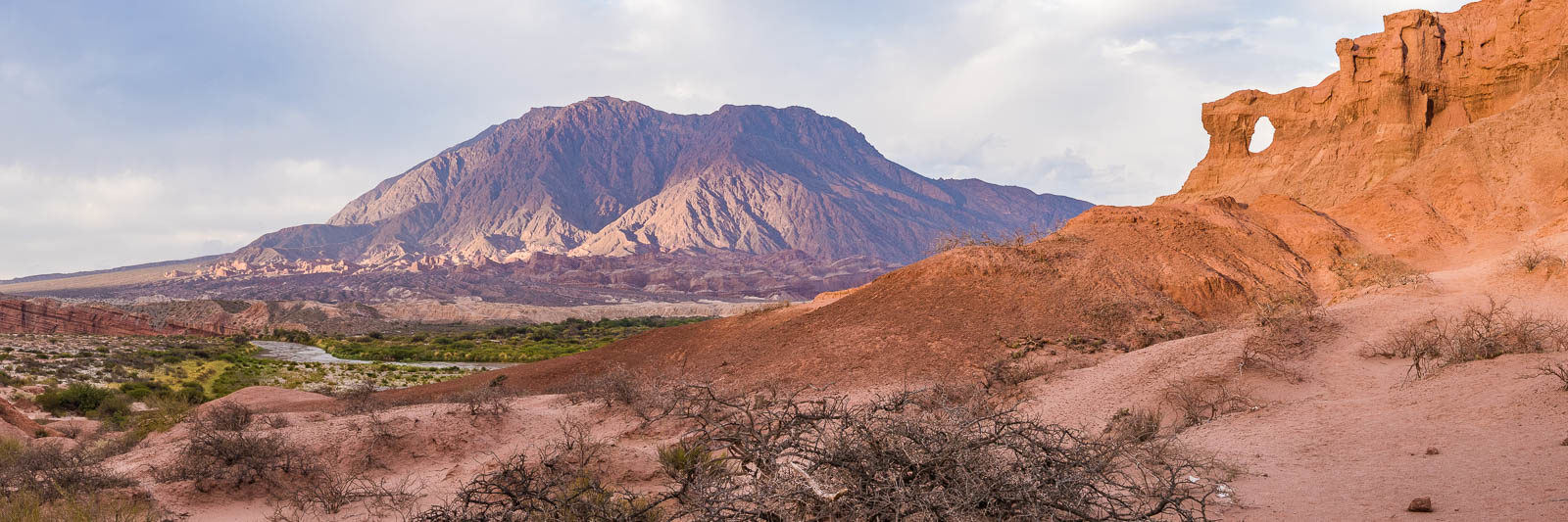 Quebrada de las Conchas: road trip from Salta to Cafayate Argentina