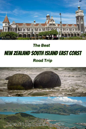 Dunedin to Christchurch - Highlight of a New Zealand South Island Road Trip