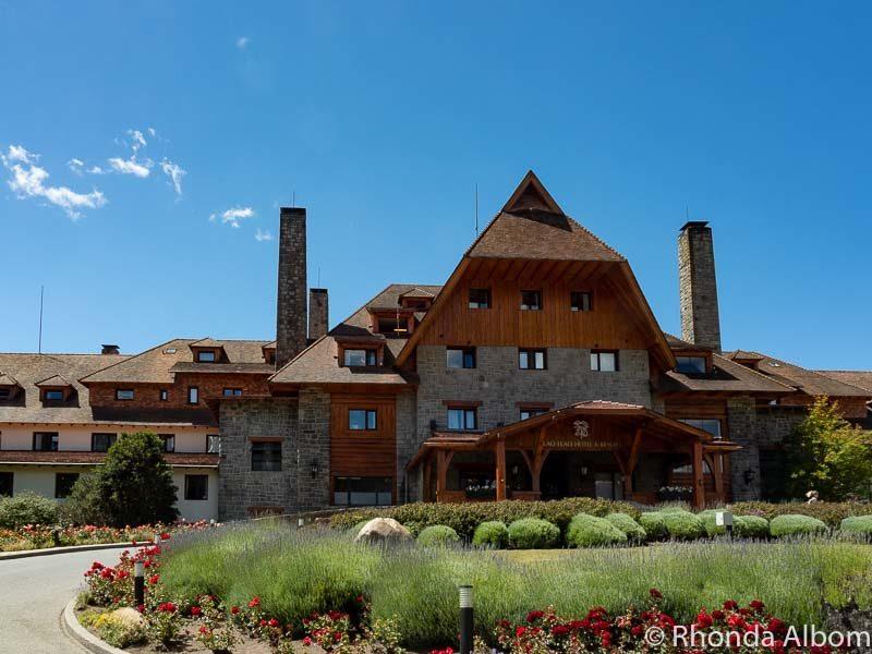 Famous Llao Llao Resort and Golf-Spa in Bariloche Argentina