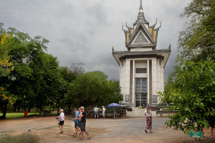 Choeung Ek Genocidal Centre – The Killing Fields, Phnom Penh, Cambodia