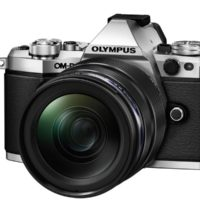 OlympusOM-D E-M5 Mark II digital camera with 14-150mm lens