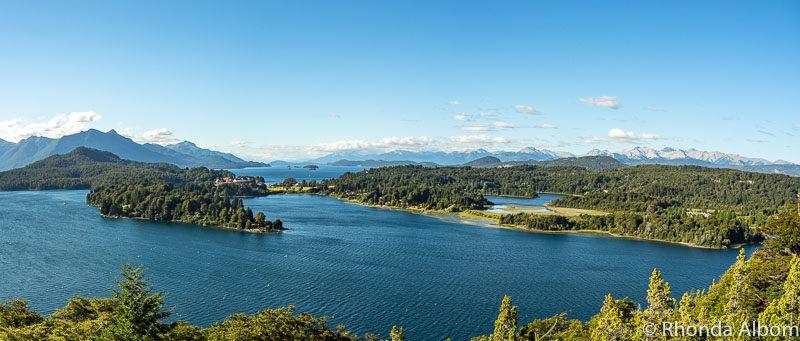 Punto Panoramico overooks Perito Moreno Lake