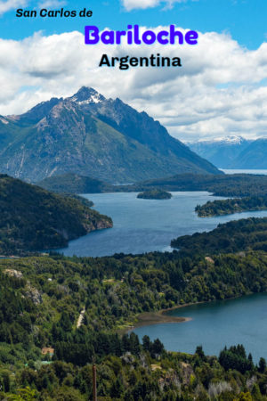 Hiking, cruising and enjoying spectacular views are among the best things to do in Bariloche Argentina