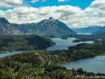 Seeing the view from Cerro Campanario is one of the best things to do in Bariloche Argentina