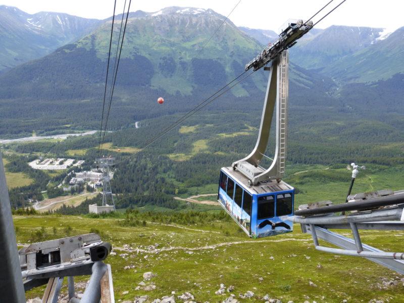 Alyeska Aerial Tram