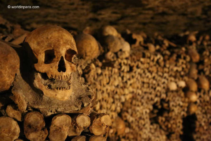 Paris Catacombs, Paris, France