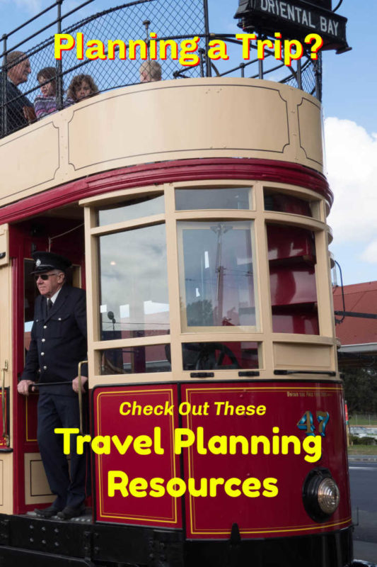 Travel Resources List