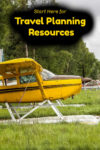 Getting ready for travel or already started, check out this list of all the resources you will need to save time and money #travel #travelplanning #planning #resources