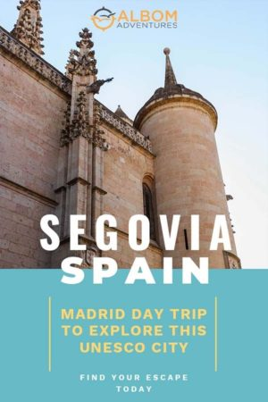 Segovia Day trip from Madrid