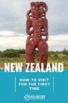 Travel hacks for visiting New Zealand