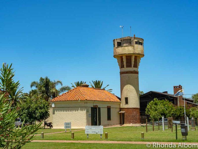 Meteorology station in Uruguay
