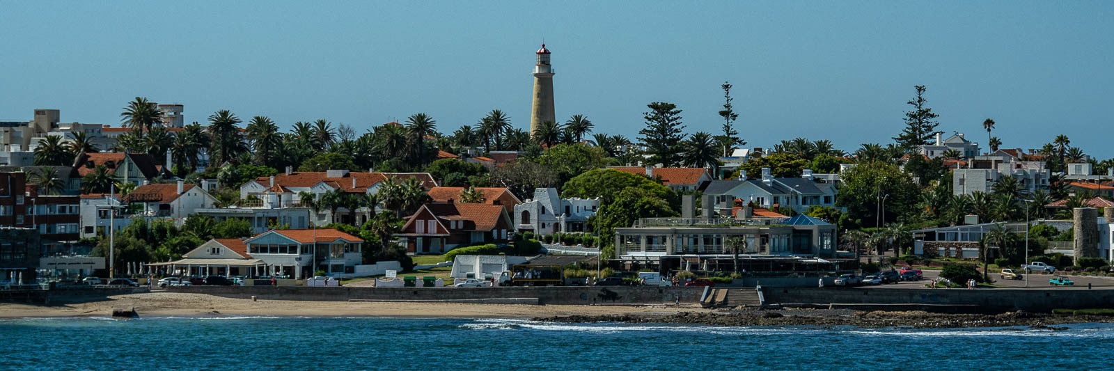 Visit Uruguay - Arrival at port in Punta del Este