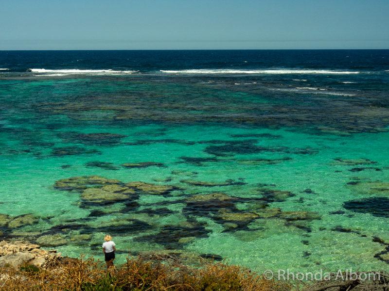 Parker Point on Rottnest Island, Western Australia