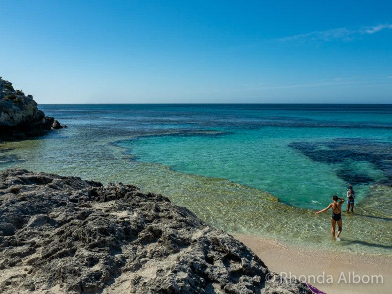 The Basin on Rottnest Island, Western Australia