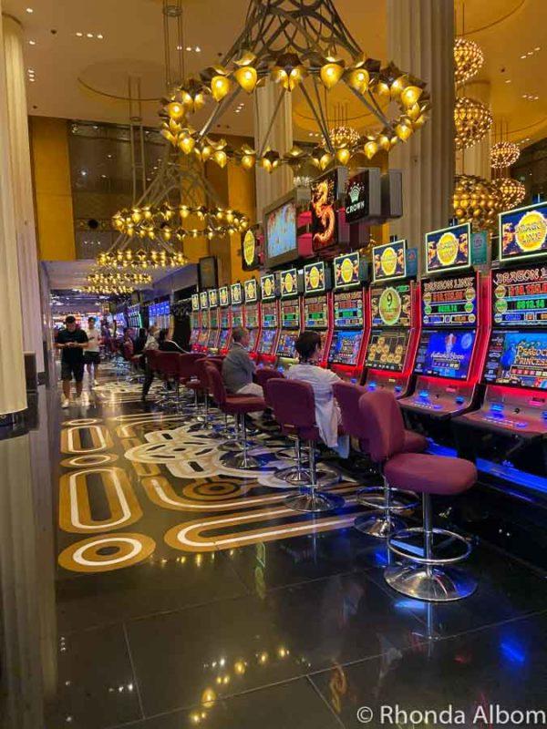 Casino in Crown Melbourne, Australia