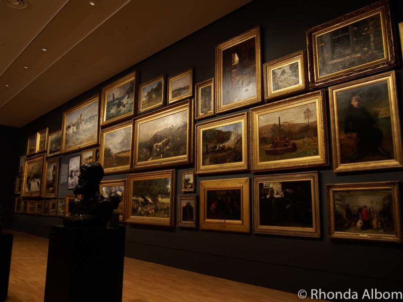 National Gallery of Victoria in Australia