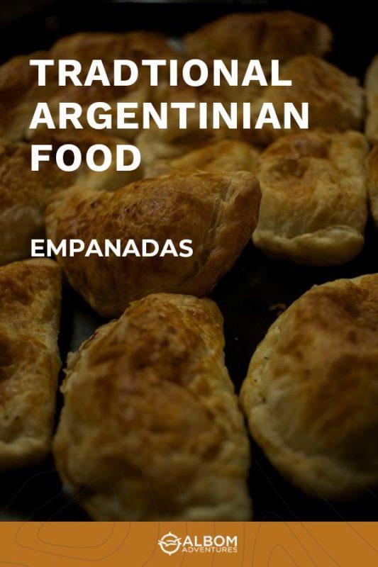 Traditional Argentine empanadas