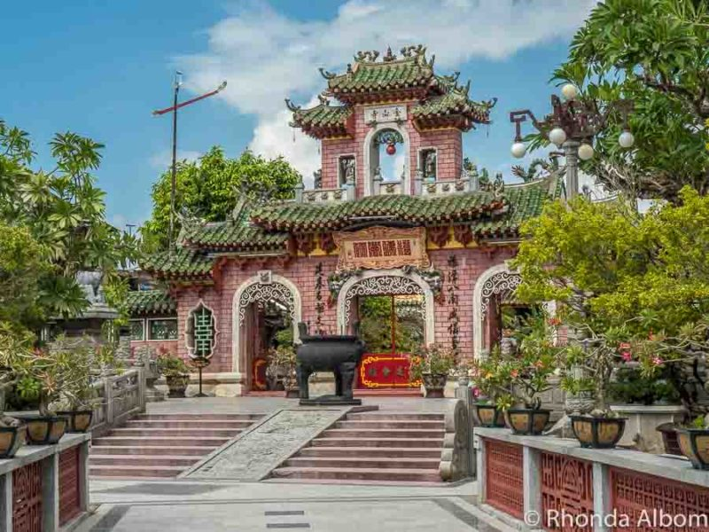 The Fujian Temple a Hoi An must see
