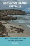Pennington Bay surf beach on Kangaroo Island Australia