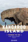 The Remarkables rock formation at Flinders Chase National Park on Kangaroo Island Australia