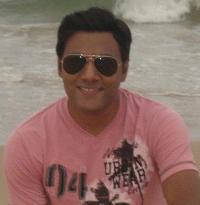 Bio photo of Rudy of Travel India Travel
