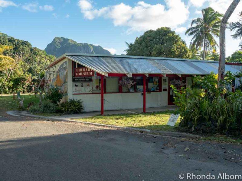 Cook Islands Museum and Library In Rarotonga