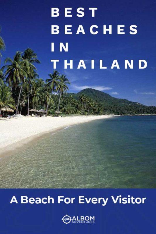 Chaweng Beach on Koh Samui in Thailand