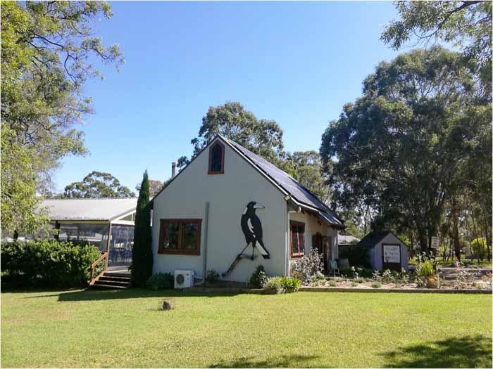 Bodega vista en muchas excursiones de un día desde Sydney a Hunter Valley Hunter Valley fuera de Sydney, Australia