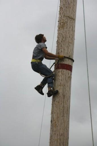 Great Alaskan Lumberjack Show